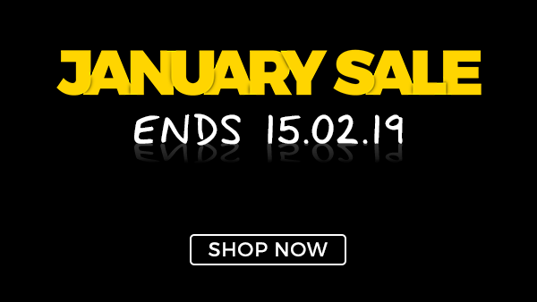 The Sports Directory January Sale is now on!