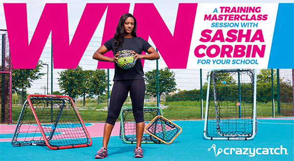 Sasha Corbin Training Masterclass - Winners Announced