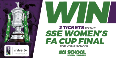 Win tickets to the SSE Women's FA Cup Final