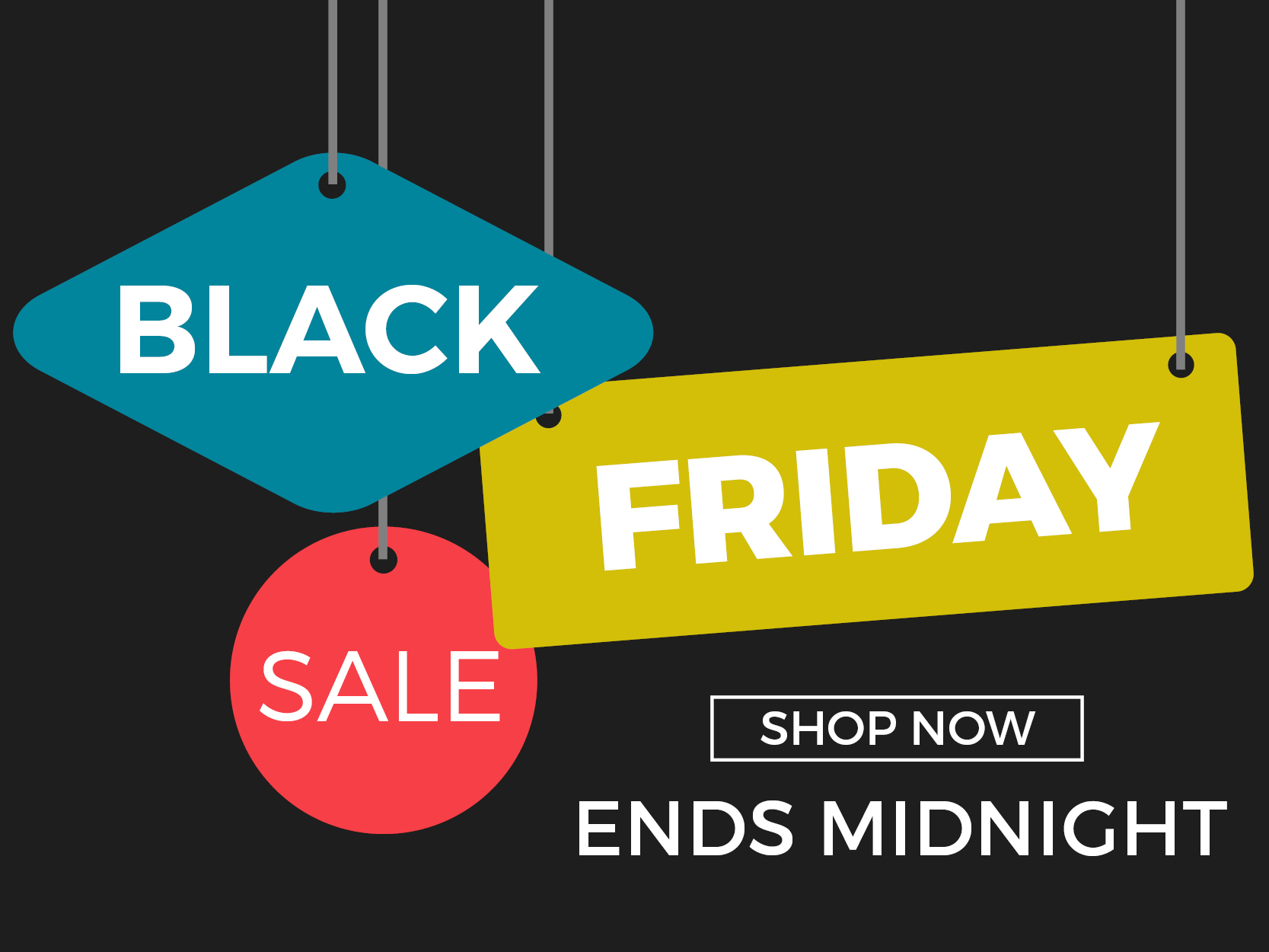 Black Friday Sports Sale One Day Only deal