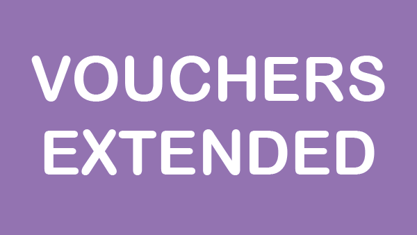 My School Rewards Vouchers Extended