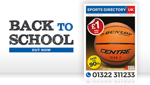 Our new Back to School Brochure is now available