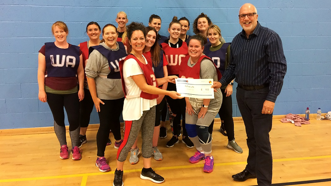 Back to Netball in Herne Bay