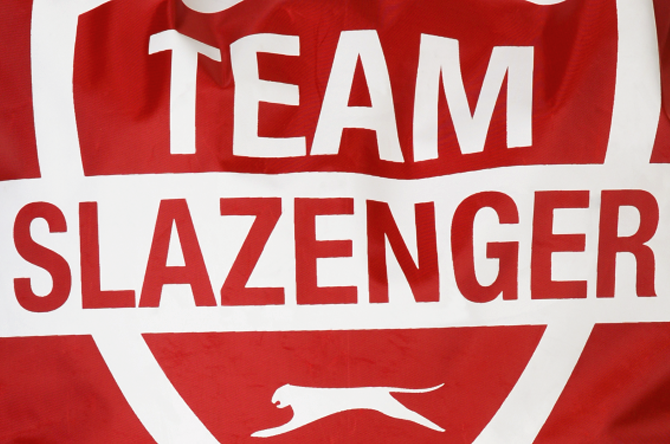 team slazenger